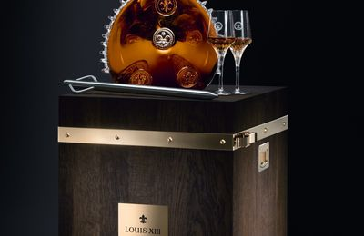 Cognac Louis XIII : web marketing et objet d'exception