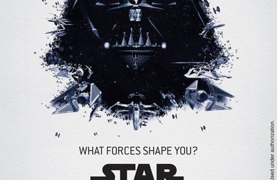 Star Wars Identities portraits