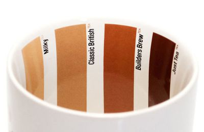 Mug for coffee/tea lovers
