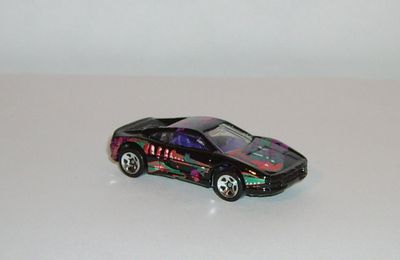 Ferrari 355 by Hot Wheels.