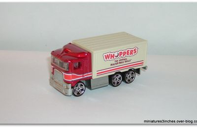 Hiway Hauler by Hot Wheels.