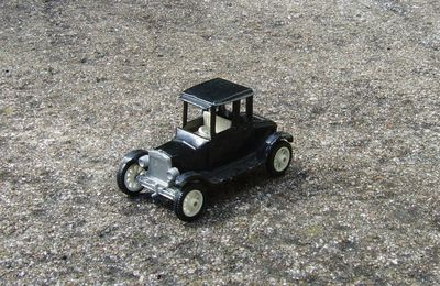 Ford T 1919 by Efsi.