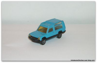 Matra Rancho by Matchbox.