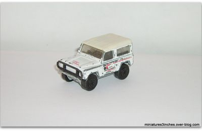 Land Rover 90 by Matchbox.