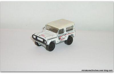 Land Rover 90 by Matchbox.