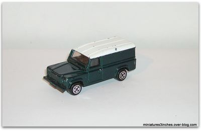 "Land Rover ""long"" by Corgi."