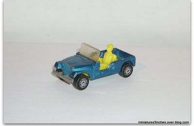 Jeep CJ-6 by Corgi.