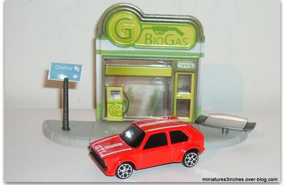 Golf I version GTi by Maisto.