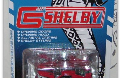Shelby Collectible Cars. 2008.