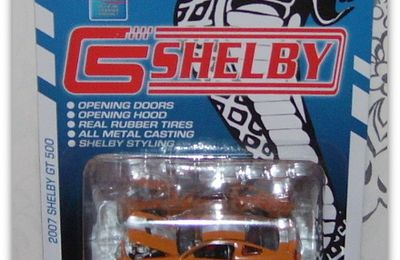 Shelby Collectible Cars. 2007.