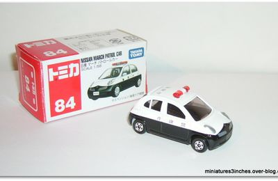 Nissan March ref 084 by Takara-Tomy.