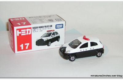 Nissan March ref 017 by Takara-Tomy.