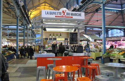 La Buvette du Marché - Philippe Léger - Halles centrales de Dijon