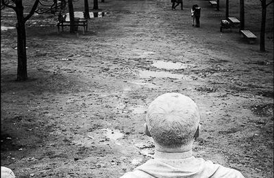 Le gardien du parc.
