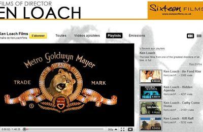 Les films de Ken Loach gratuits sur Youtube!