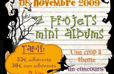 Un blog candy chez l'association un brin de scrap
