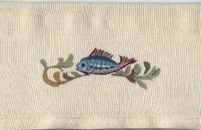 Pochette poisson