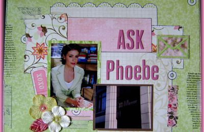 "Mini Charmed page ""Ask Phoebe"""