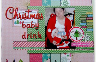 Christmas Baby Drink
