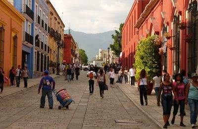 Oaxaca, une ville super agreable