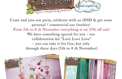 iDigital Scrapbooking Day - Freebie!!!!