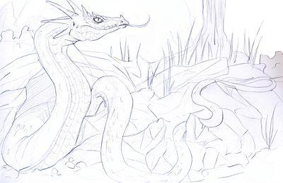 Thème numéro 10 : les dragons