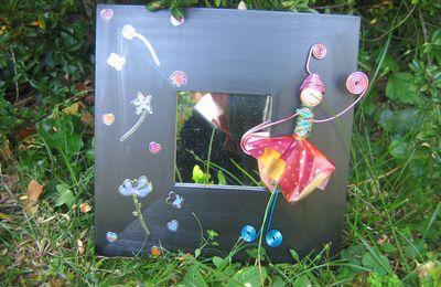 un florilège de miroirs....