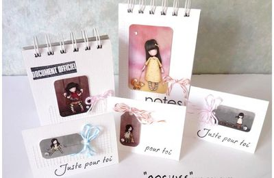"l'ensemble gorjuss de ""passion scrap"""