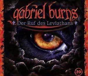 Gabriel Burns – 39: Der Ruf des Leviathans