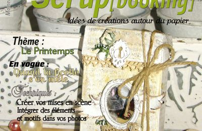 Le numéro 7 de Moments Scrapbooking
