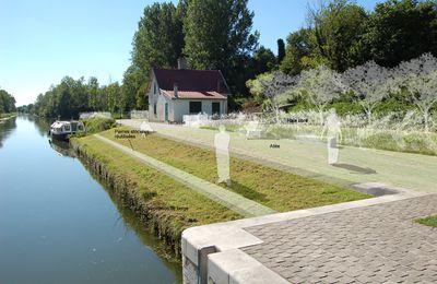 Réhabilitation et aménagements paysagers de maisons éclusières