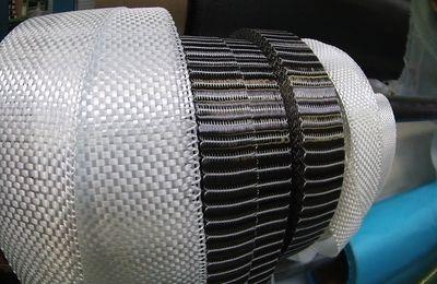 La fibre de carbone : trame, couture et embuvage..