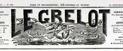 """Saggio su riviste storiche illustrate. Le Grelot, un giornale satirico repubblicano illustrato, da: """"Ridiculosa"""", n° 18, 2011."""