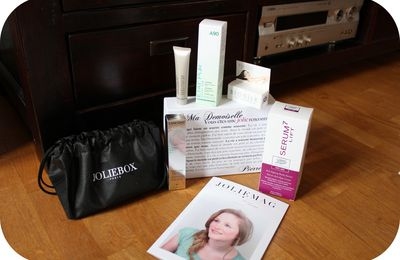 JolieBox d'avril