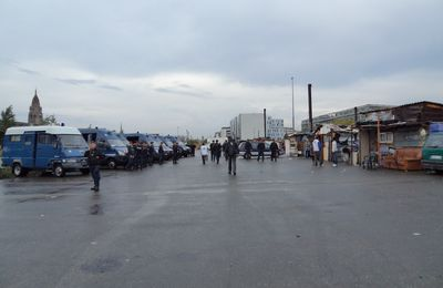 Expulsion des squats de roms bulgares à Bordeaux