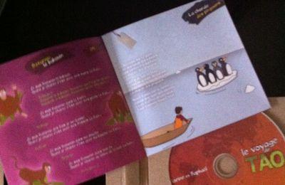 Idée cadeau enfants: Le voyage de Tao