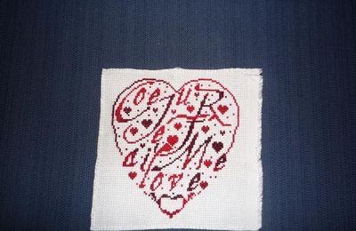 Un Coeur pour dire Je t'aime