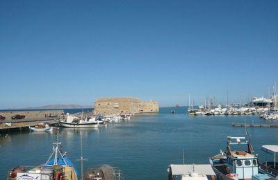 Itinéraire n°9 : Deux semaines en Crète à pied et en voiture