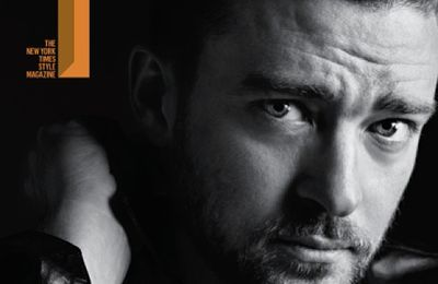 Photos: JT en Une du New York Times Style Magazine