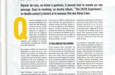 Scans: Moustique & Mad (Nov 2013)