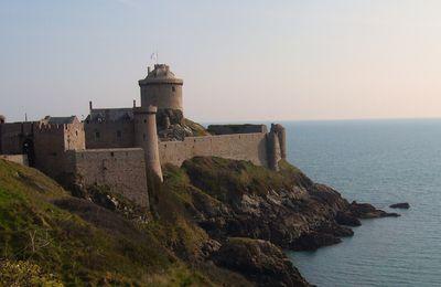le fort Lalatte en Bretagne (communauté Moyen Age)