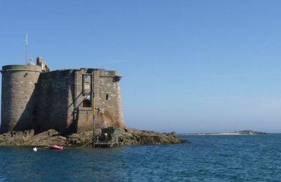 Château du Taureau baie de Morlaix