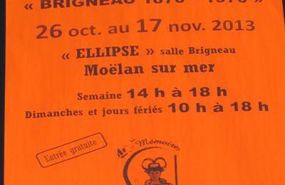 """Urgent : EXPOSITION SUR BRIGNEAU de """"Mémoires et Photos"""""""