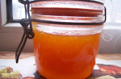 marmelade d'oranges en MAP