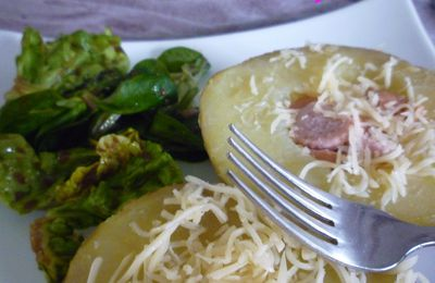 Hot Dog Parmentier
