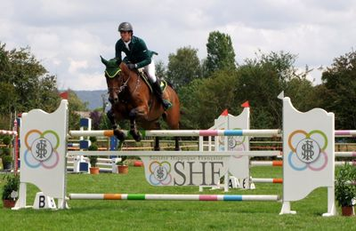 JUMPING INTERNATIONAL DE COURLANS (Jura)