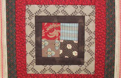 patchwork: quilt mystère-2
