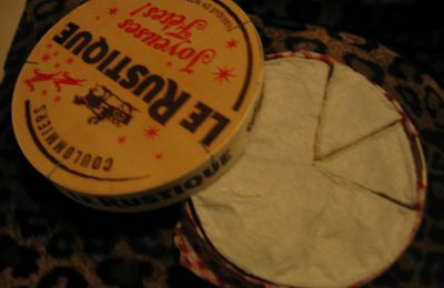 Dinette en feutrine, le fromage de maître Corbeau...
