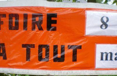 Foire à Tout à Blacqueville le 8 Mai 2014