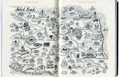 Mind Map / Palais de Tokyo
